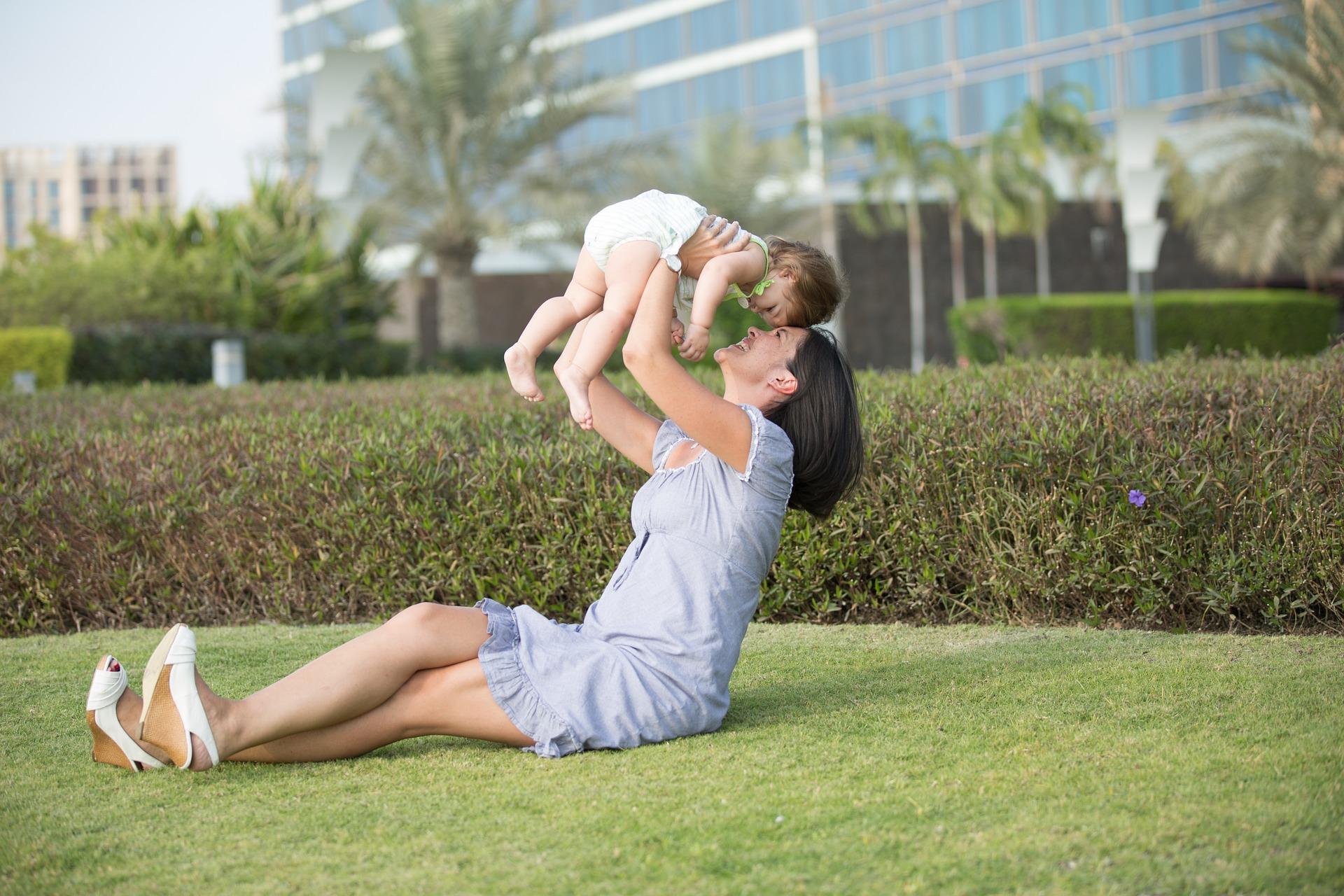 Seja criança novamente, e tenha mais tempo para filhos