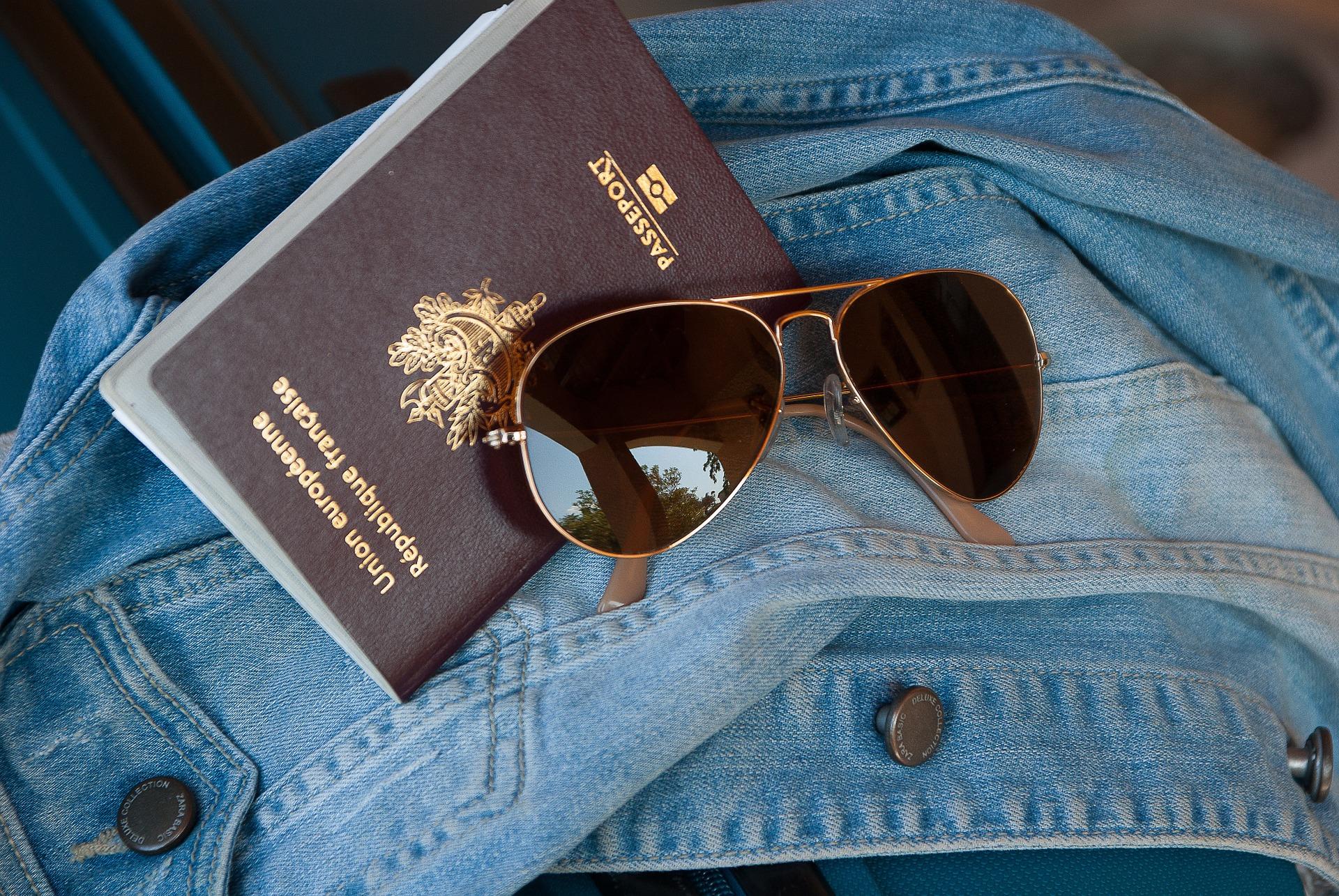 Passaporte é a melhor opção - Mochilão na América do Sul