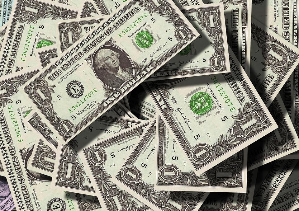 independência financeira - dollar