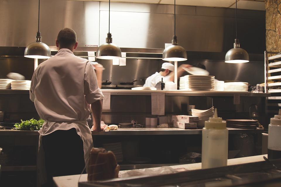 intercâmbio profissional - Cozinha, Trabalho, Restaurante, Cozinheiro