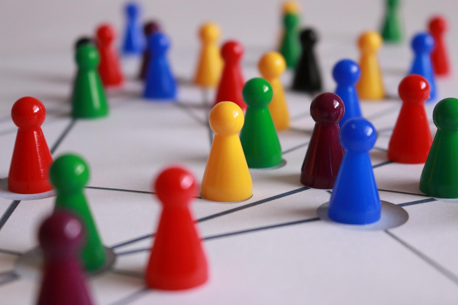 Crie uma rede de contatos para mudar de carreira