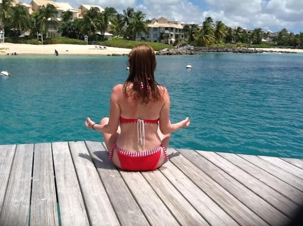 Medite quando quiser, e se sentir a vontade