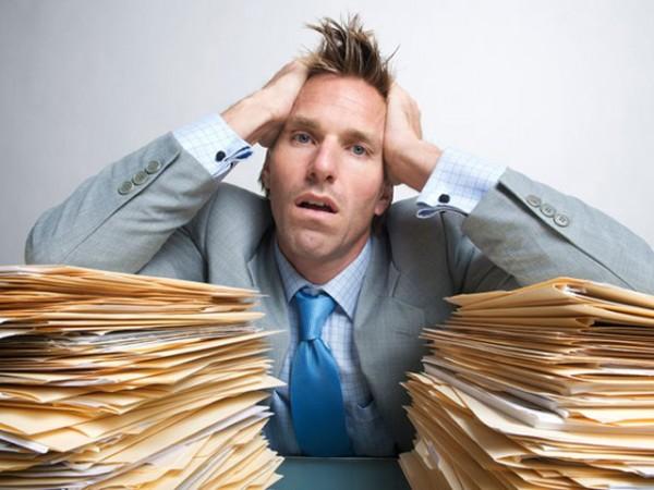 sintomas do estresse no trabalho