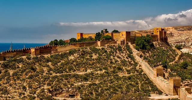intercâmbio na espanha - fortaleza