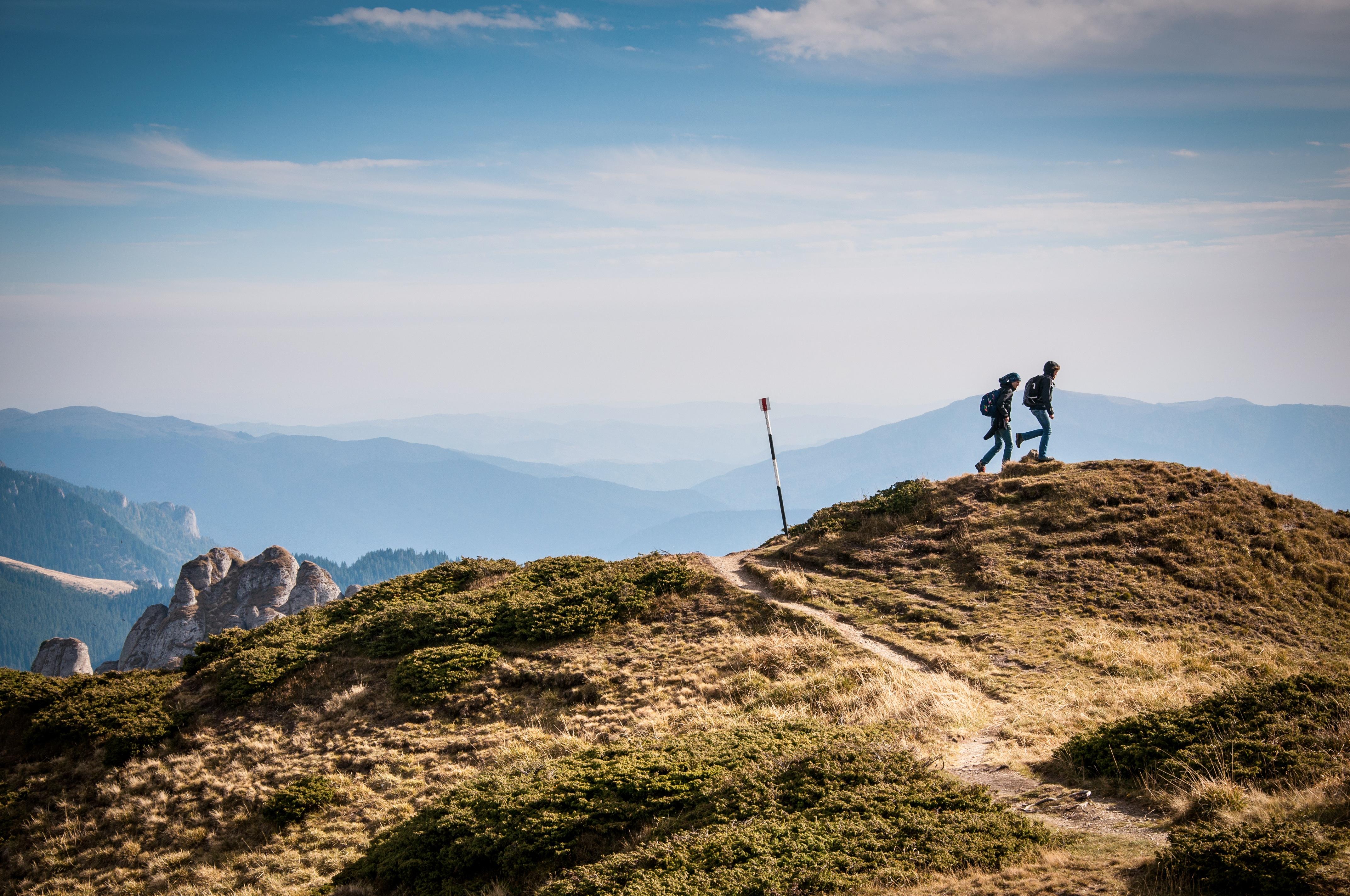 Exploradores de montanhas- Hábito de sucesso