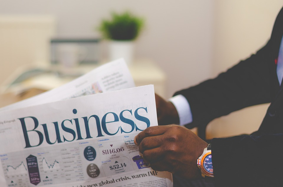 Jornal de negócios - headhunter