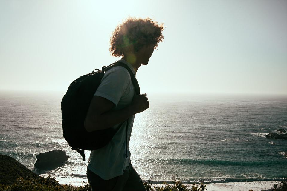 estudar fora do Brasil Praia, Pessoa