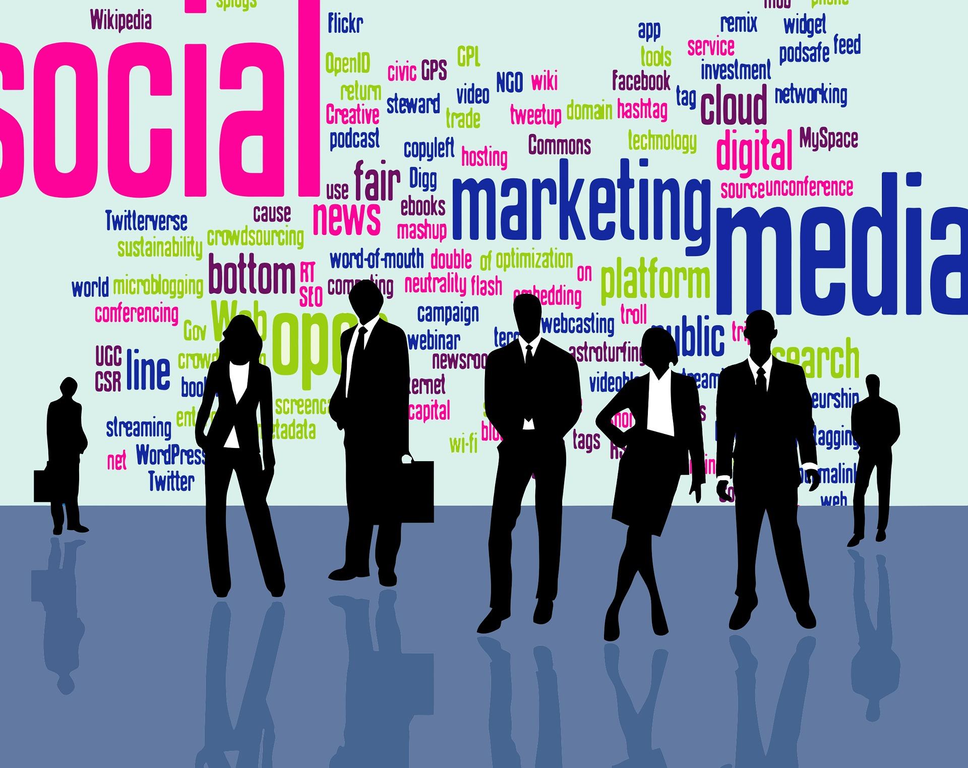 Marketing Digital, suporte para suas ideias