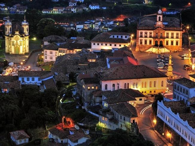 Ouro Preto é uma das cidades brasileiras para conhecer