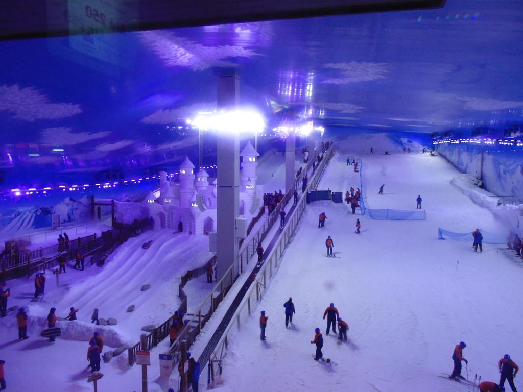 Esquiar em Gramado - SC