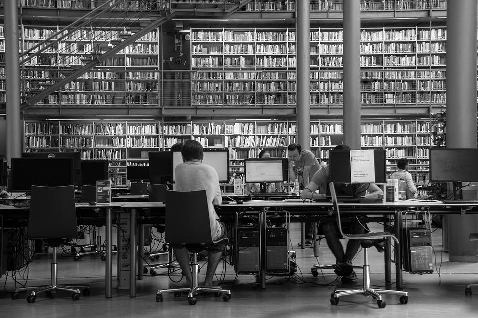 Tu Delft, Universidade, Biblioteca
