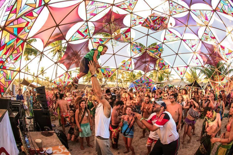 Festivais de música do Brasil - Universo Paralello