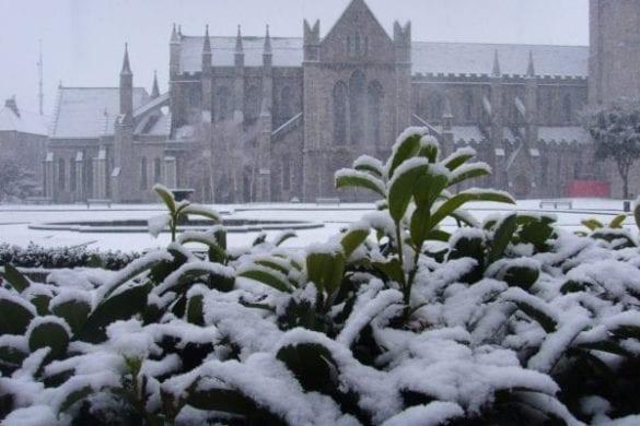 Clima na irlanda durante o ano