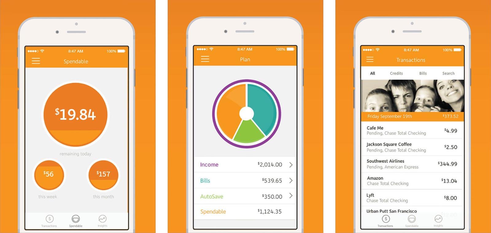 Finance - aplicativos finanças pessoais