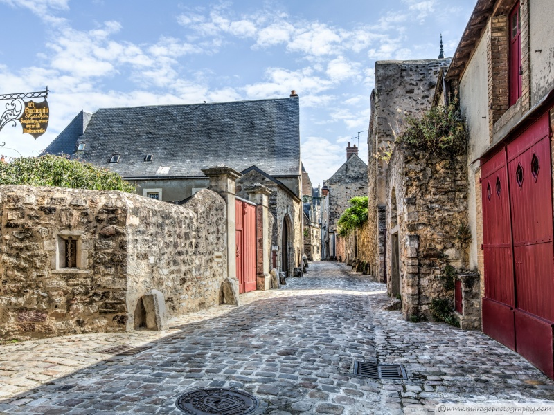 Atrações histórias fazem parte das atrações da França