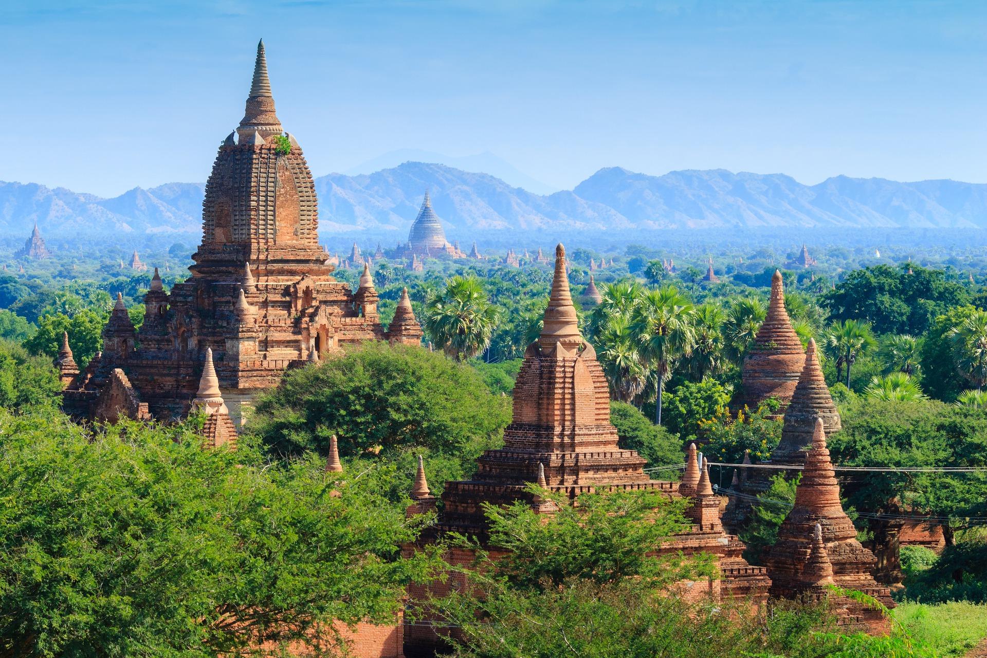 A surpreendente Myanmar