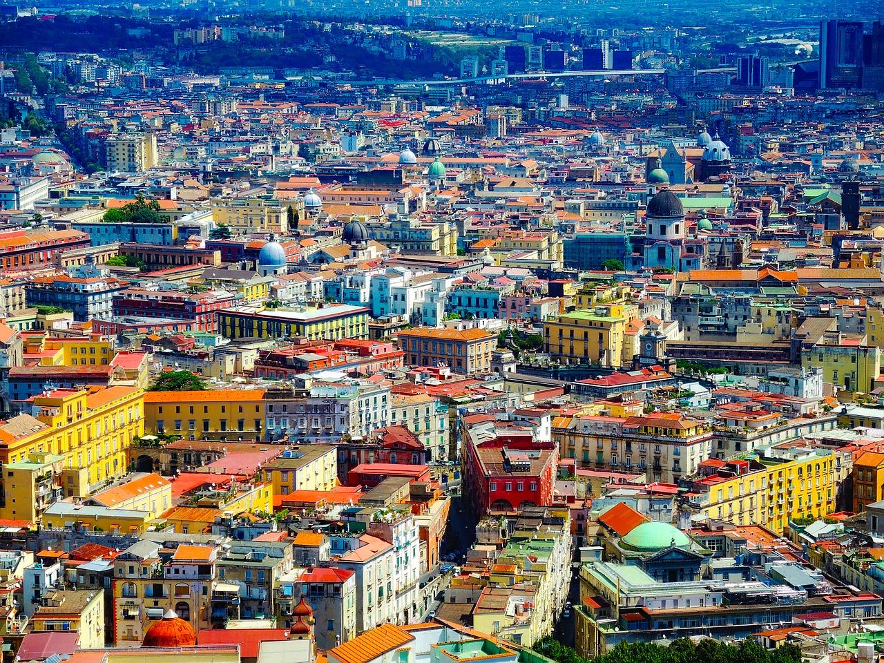 Cidade de Nápoles
