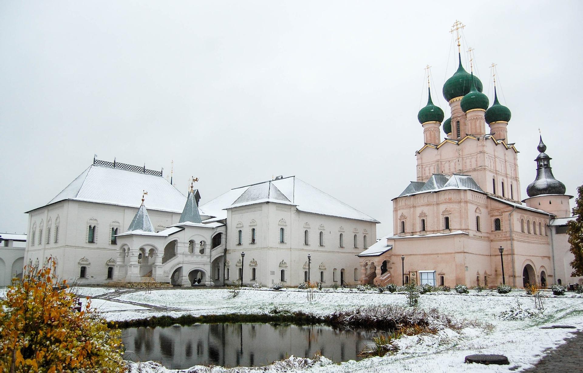 lugares mais frios do mundo - Rússia