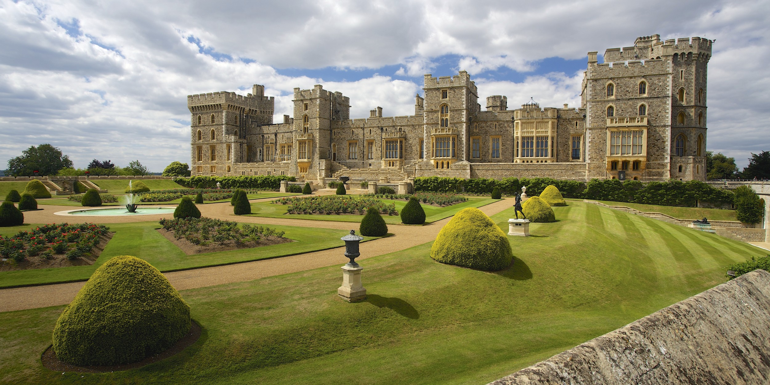 conhecer a inglaterra - palácio de Windsor