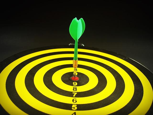 técnicas de pnl para atingir objetivos alvo e dardo