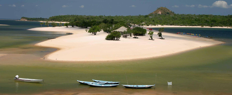 Lugares mais inusitados do Brasil - Alter do Chão