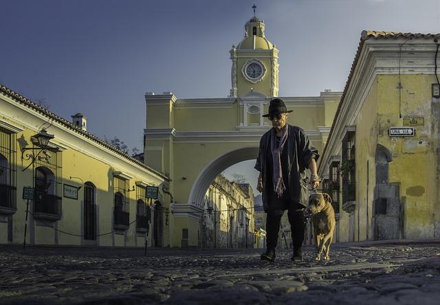 mochilão na américa latina ruas