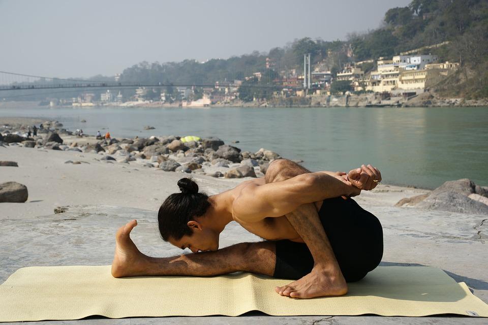 Benefícios do yoga - flexibilidade