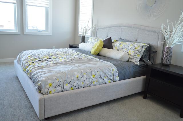 benefícios de uma boa noite de sono - cama