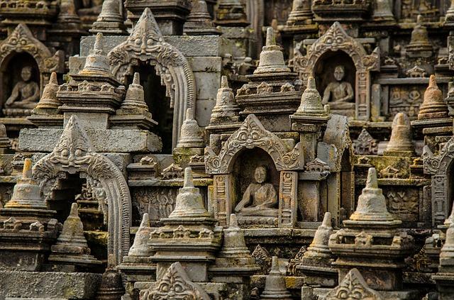 melhores destinos da indonésia templo de borobodur