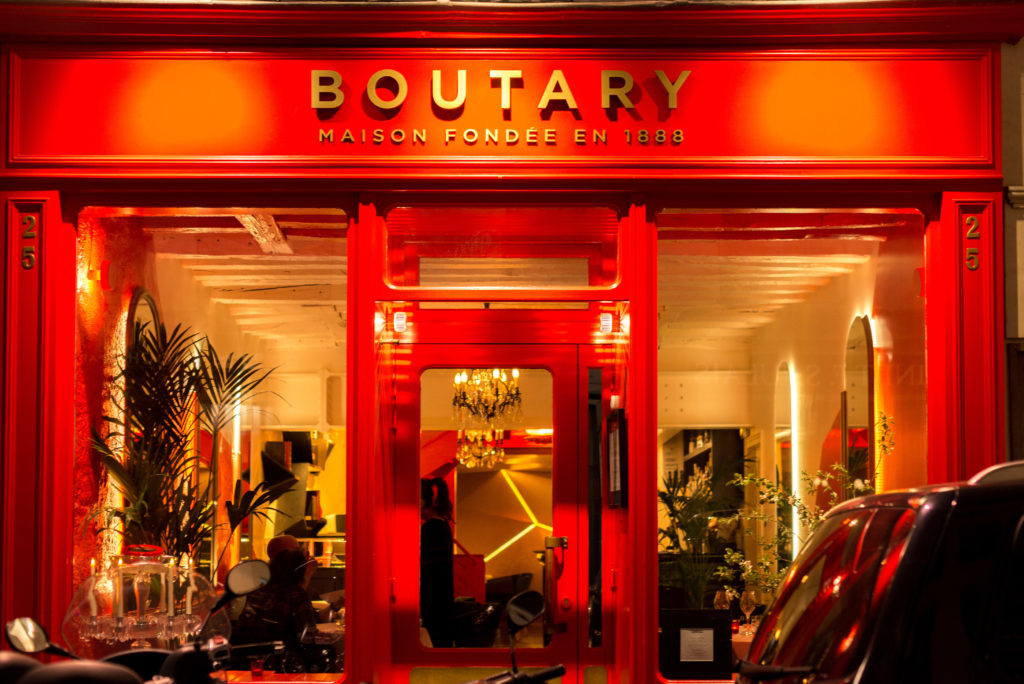 Comer no Boutary, uma experiência única