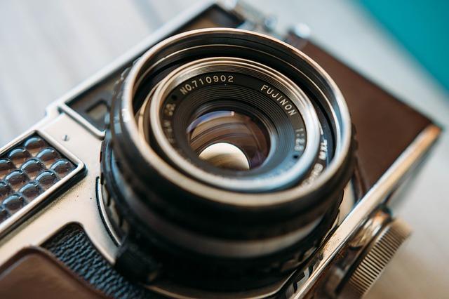 fotografia de viagens - câmera