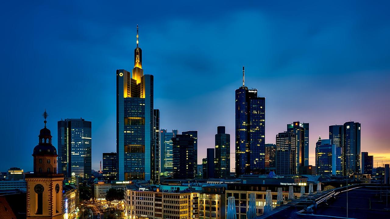 Aranha-céu de Frankfurt