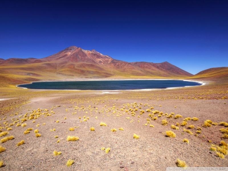 Conheça o deserto do Atacama
