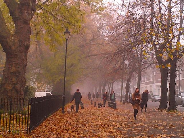 Outono na Irlanda, imperdível