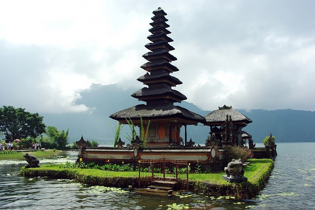 melhores destinos da indonésia templos