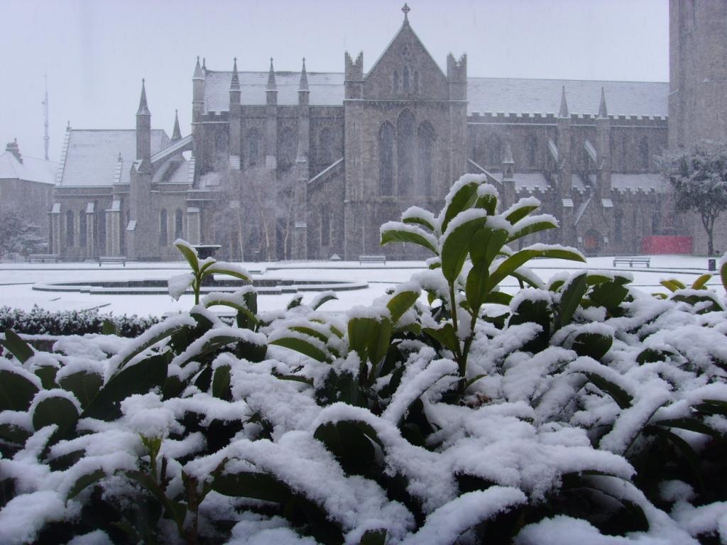 inverno irlanda