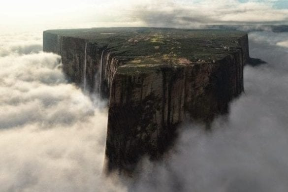lugares mais inusitados do Brasil