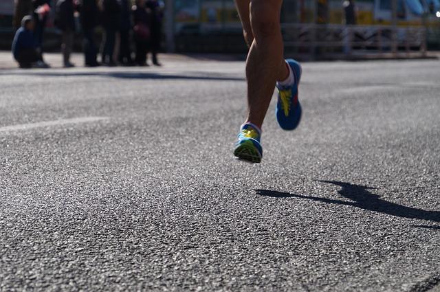 maratonas pelo mundo pista