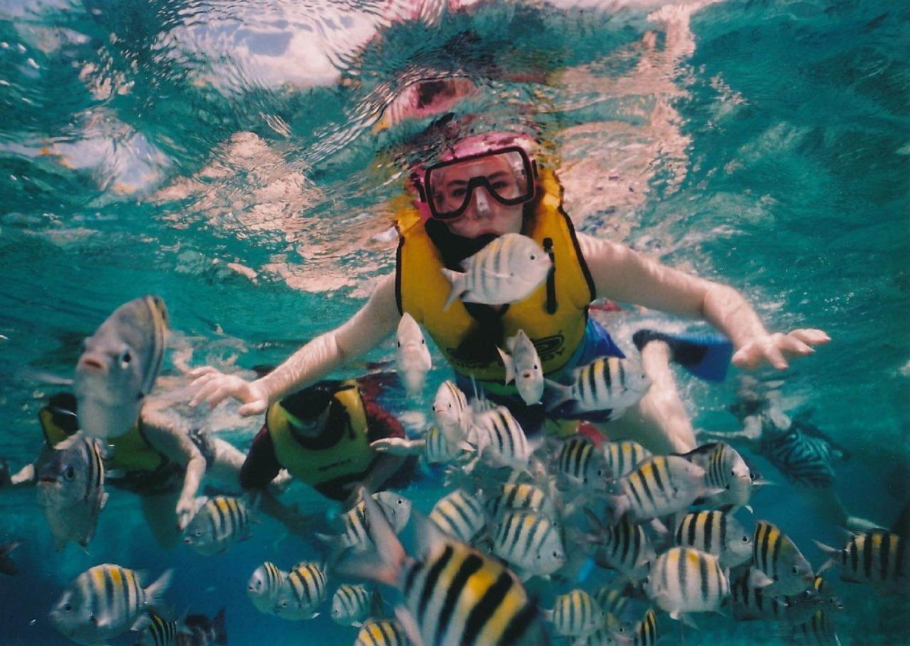 Mergulho - esportes radicais no Brasil