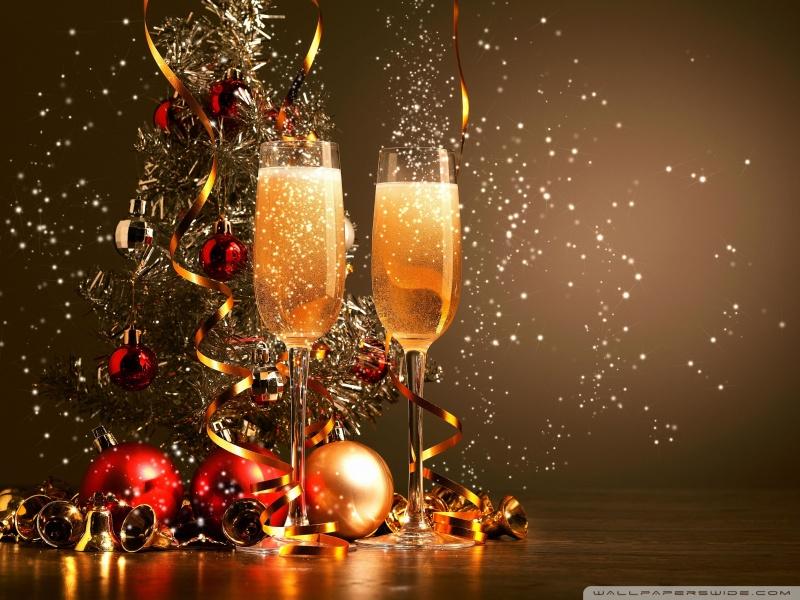 Brinde ao novo ano