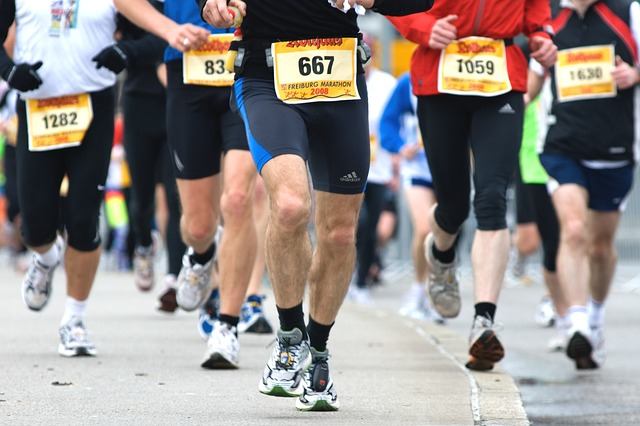 maratonas pelo mundo competidores