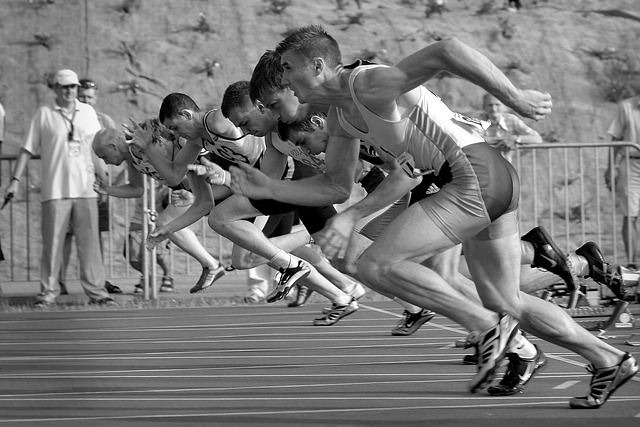 benefícios da prática esportiva corrida
