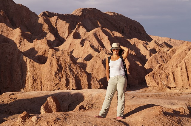 mochilão na américa latina deserto