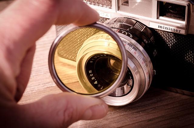 fotografia de viagem lente