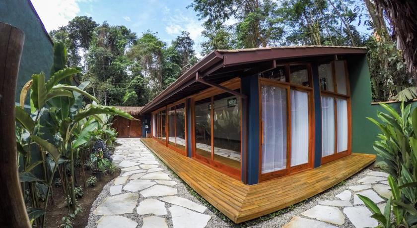 Hospedagens vegetarianas de São Paulo: Samudrá Yoga Villas