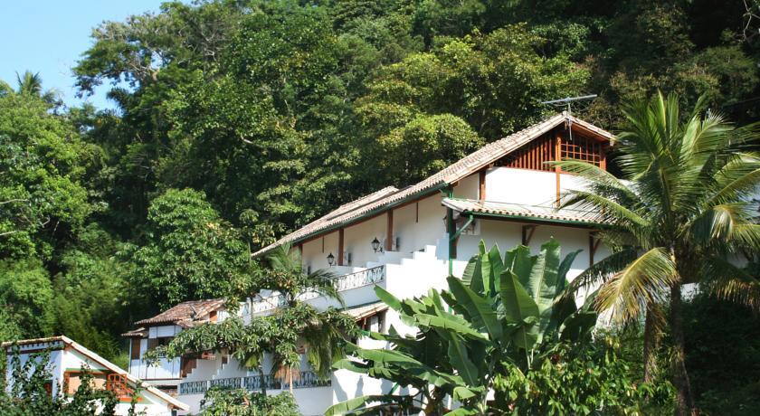 Hospedagens vegetarianas do Brasil: Pousada Solar D Alcina