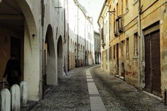Itália de carro
