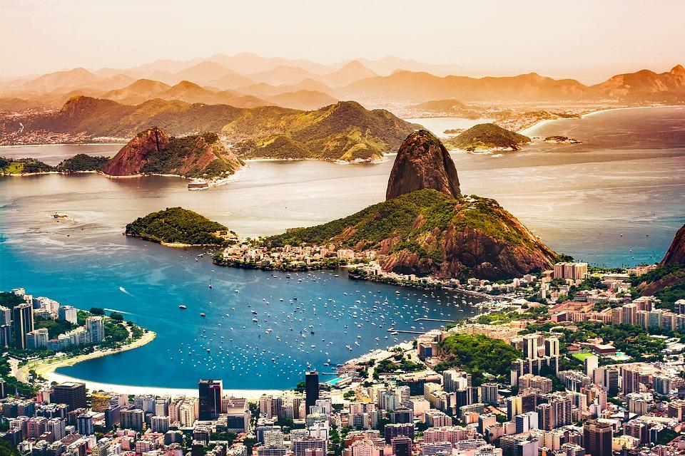Rio de janeiro - Paraquedismo em 2017
