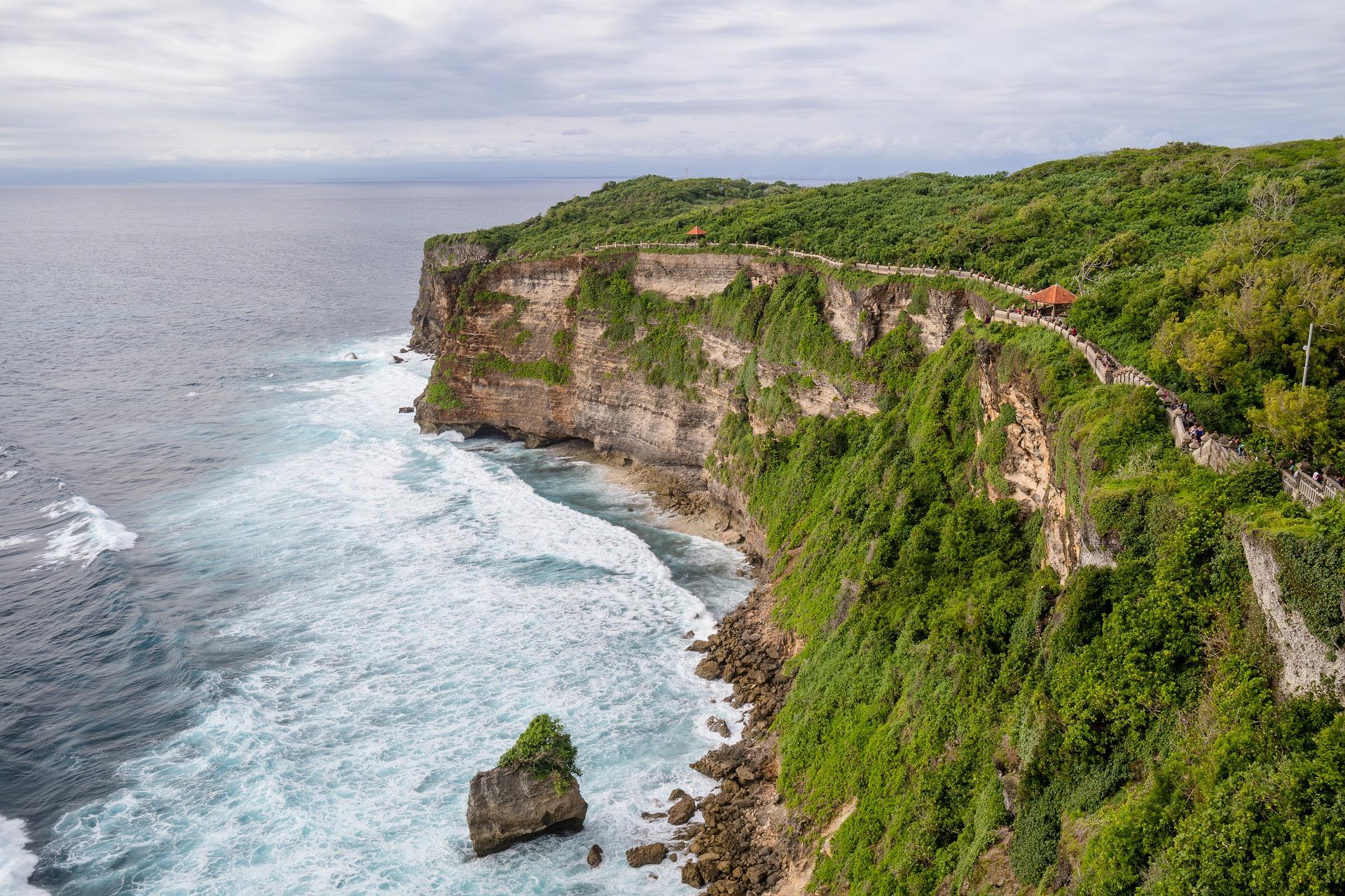 Bali parada obrigatória de um mochilão na Indonésia