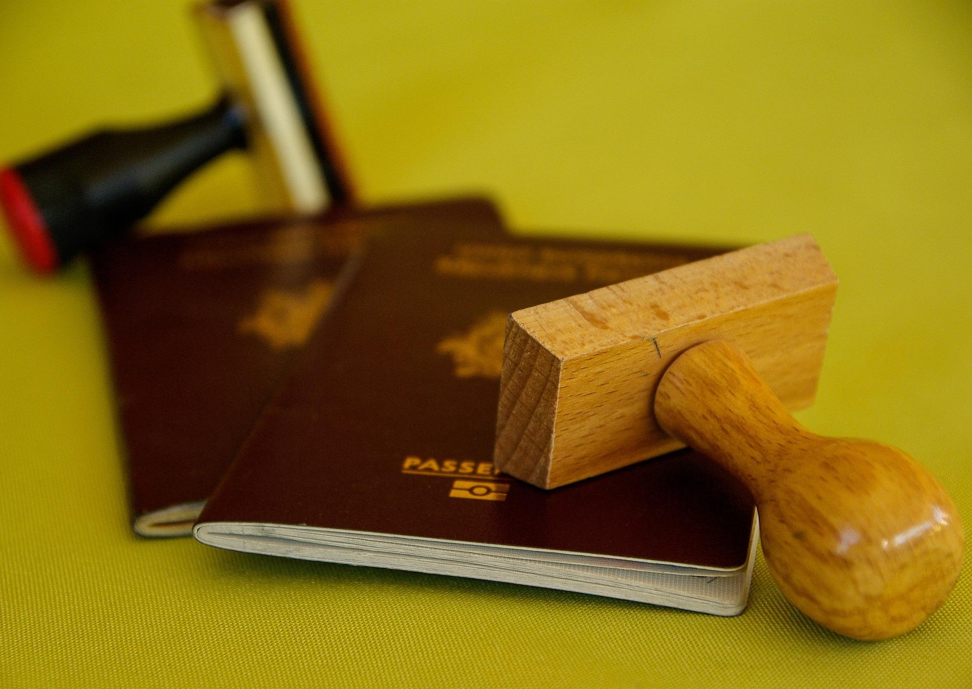 documentos para levar para Europa em 2017